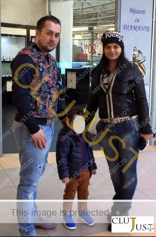 Andrei Hosu s-a căsătorit între timp și are un copil