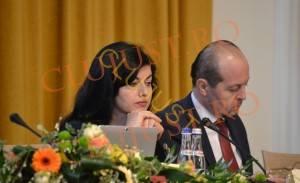 Denisa Băldean și Mircea Pop