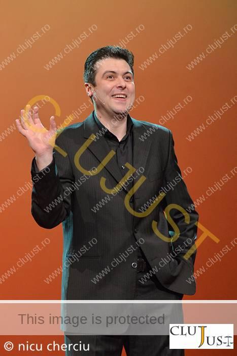 Actorul Dragoș Pop