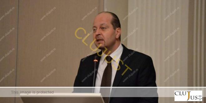 Avocații au primit de la Barou programul unei conferințe de după alegeri în care e trecut ca decan Mircea Pop