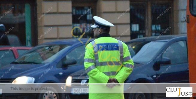 Un agent de poliție din Cluj a refuzat mita de 2.000 de lei și a sesizat DGA