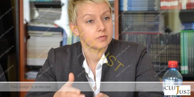 """Dana Gîrbovan: """"Sunt multe lucruri care nu sunt în regulă și sunt consemnate ca atare în acte publice"""""""