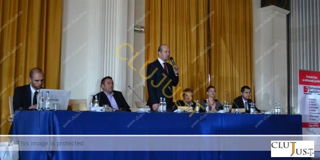 Trei avocați candidează pentru funcția de Decan al Baroului Cluj