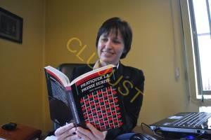 Diana Andreașoni citește despre presa franceză
