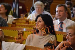Președintele Curții de Apel Cluj, Denisa Băldean
