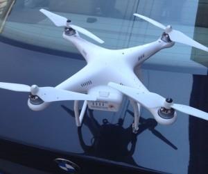 drona pierduta