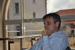 Șeful BCCO Cluj, Horea Oltean