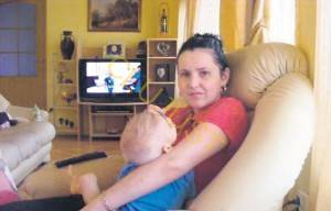 Mama și copilul