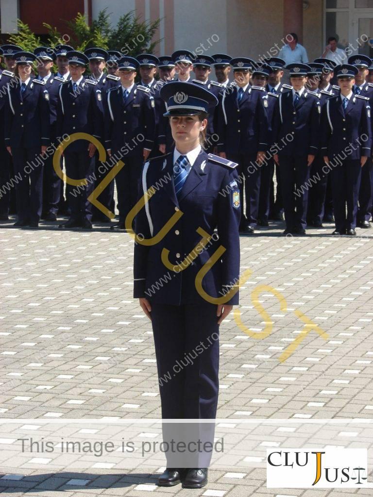 absolvire scoala agenti politie cluj (4)