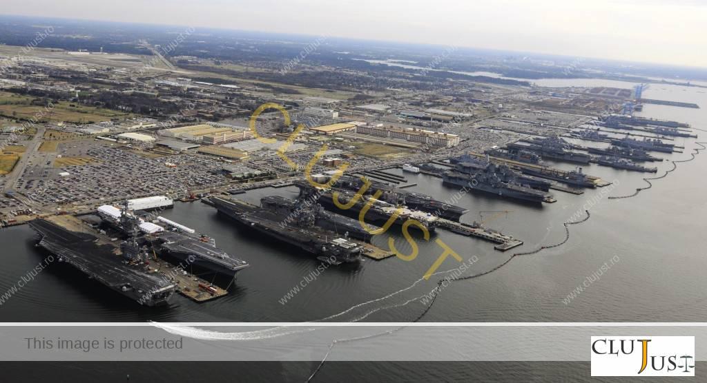 Centrul de comandă NATO din Norfolk, SUA