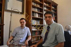Avocații lui Gorun, Dan Chertes și Sergiu Bogdan