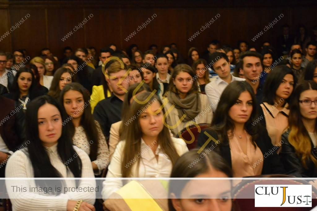 studenti deschidere an drept ubb cluj 2015 (14)