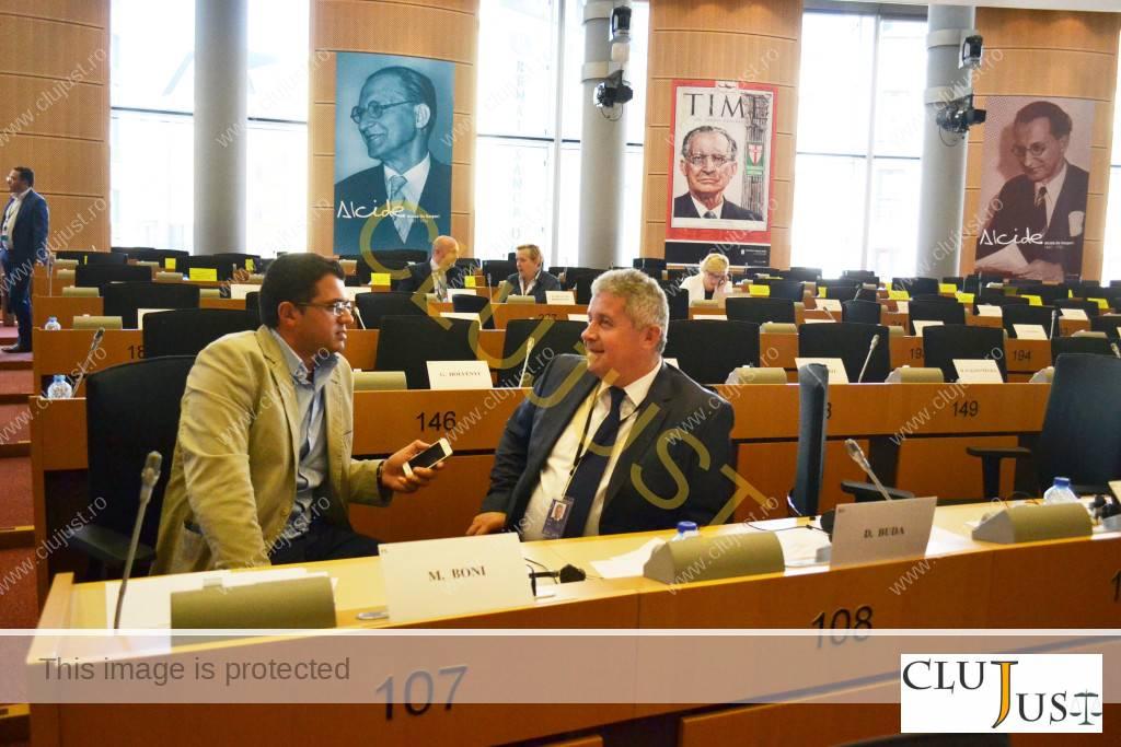 daniel buda in parlamentul european (10)