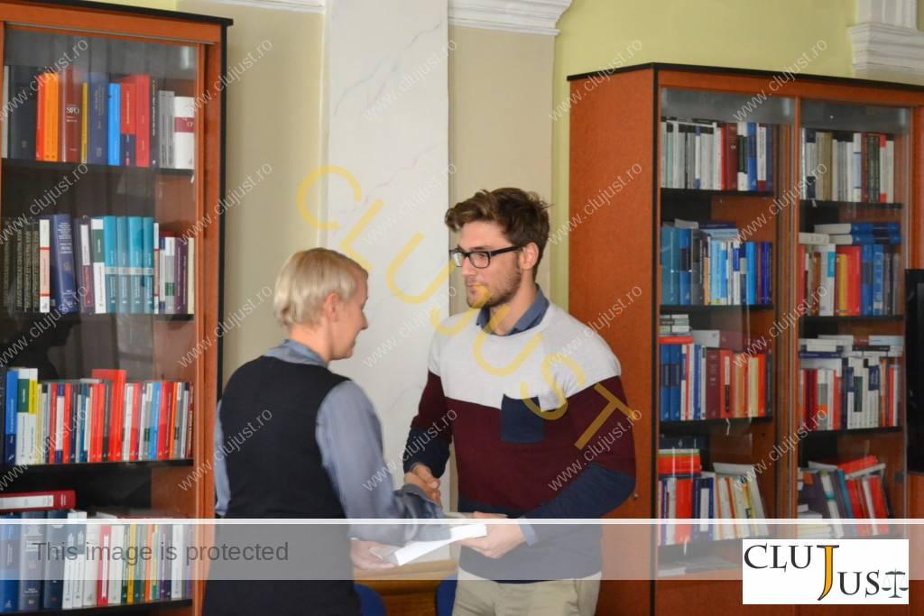 studentul George Cristian Ioan