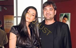 Zsolt Csergo si Nicoleta Luciu (sursa foto libertatea.ro)