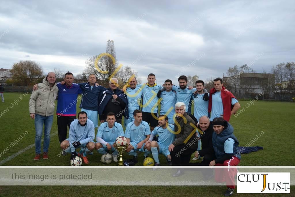 echipa de fotbal baroul cluj campionat 2015 (8)