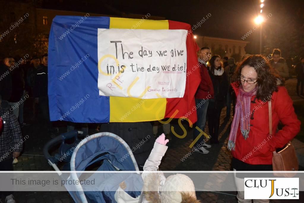 protest unirii 4 noi01