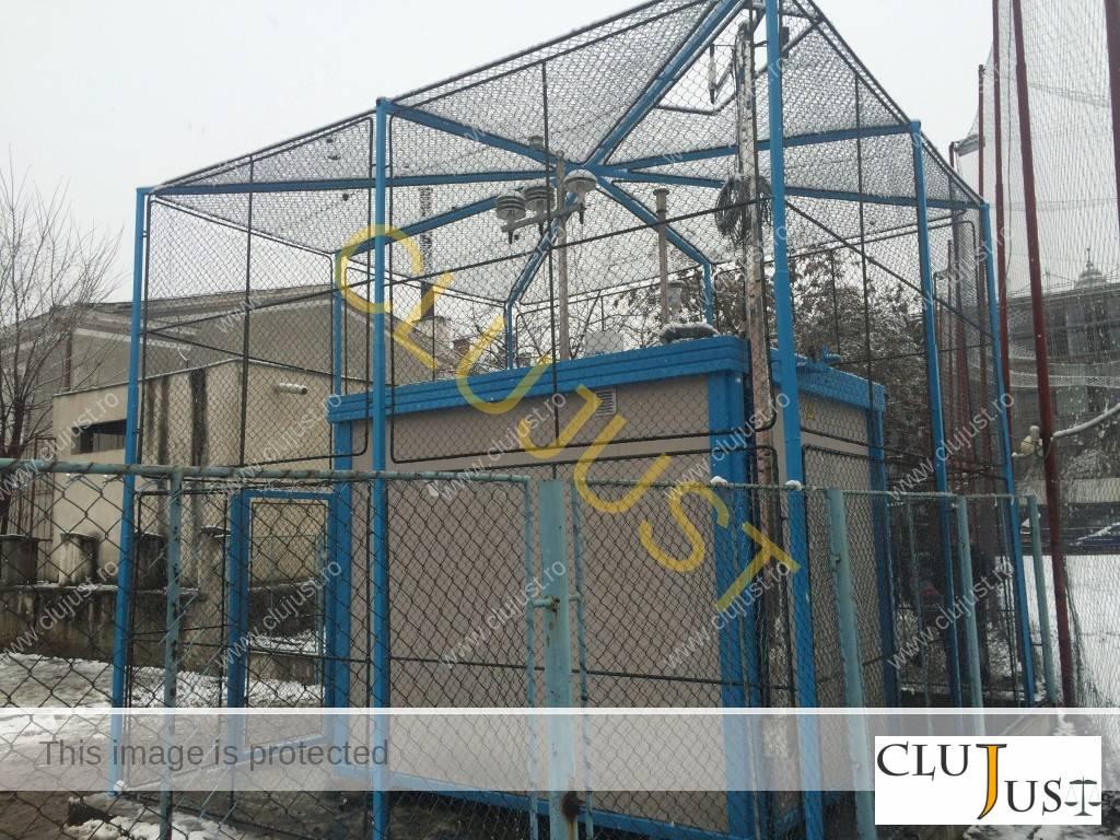 Stația de la Liceul Bălcescu