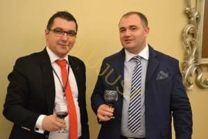 Ciprian Păun și Cosmin Costaș