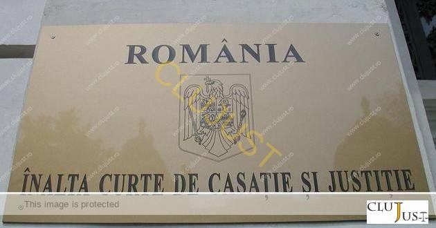 Respingere recurs în casație împotriva unei decizii CA Cluj pe abuz în serviciu, după decizia CC