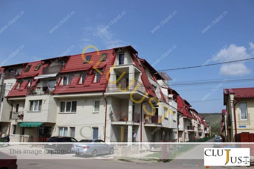 Blocurile construite de Buzoianu în Florești