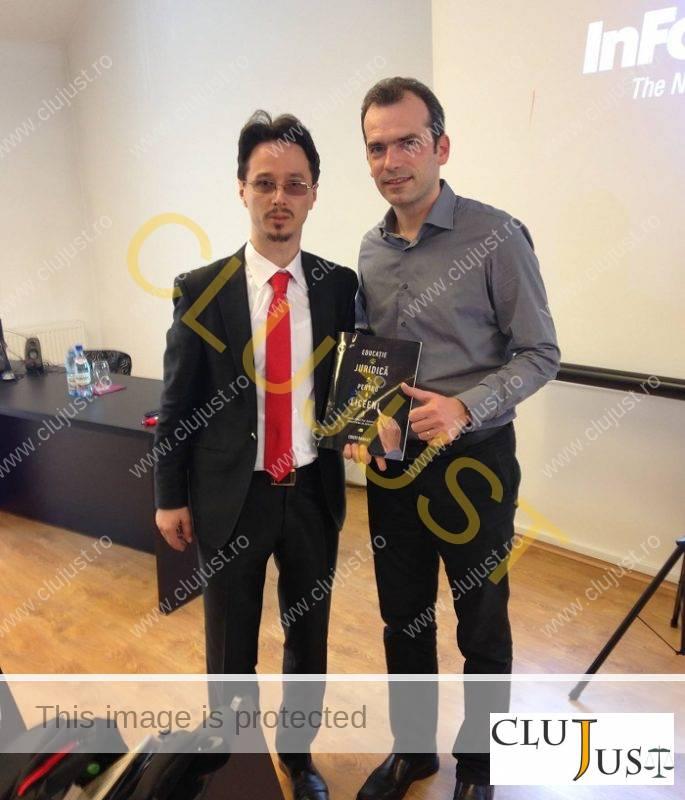 Judecătorul Danileț și avocatul Voicu Sârb