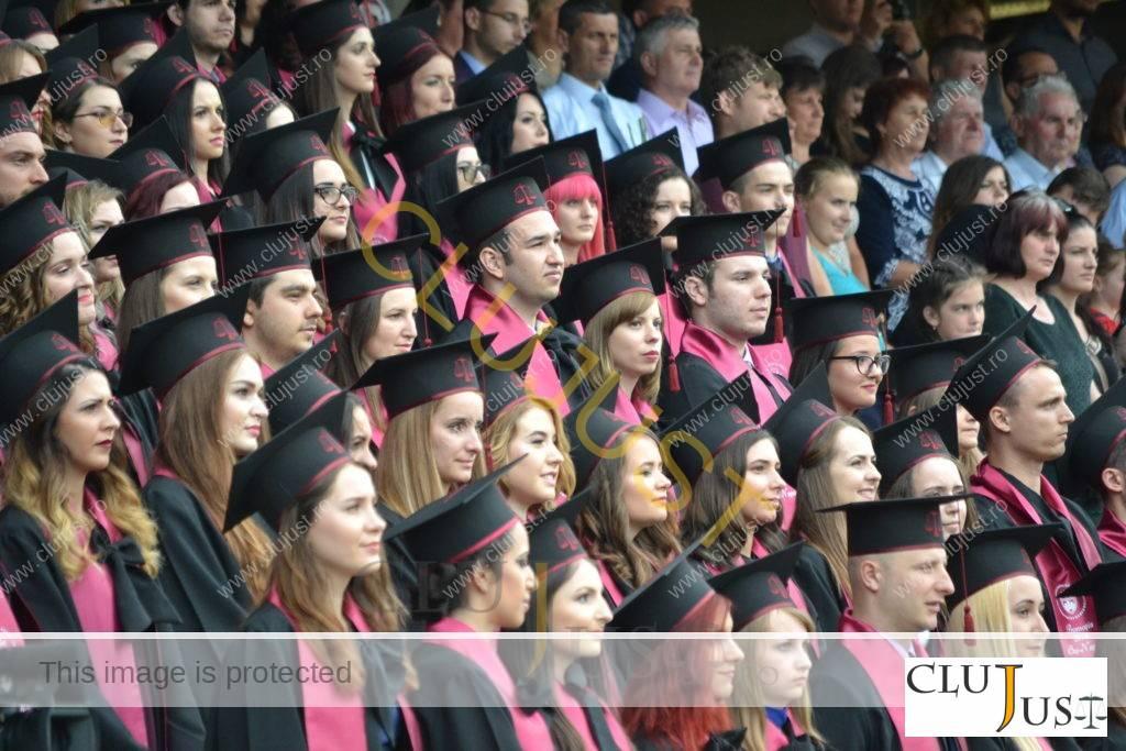 absolventi si parinti