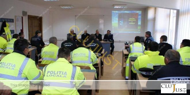 Ce fac polițiștii locali din Cluj-Napoca pentru identificarea șoferilor după decizia ÎCCJ privind competența