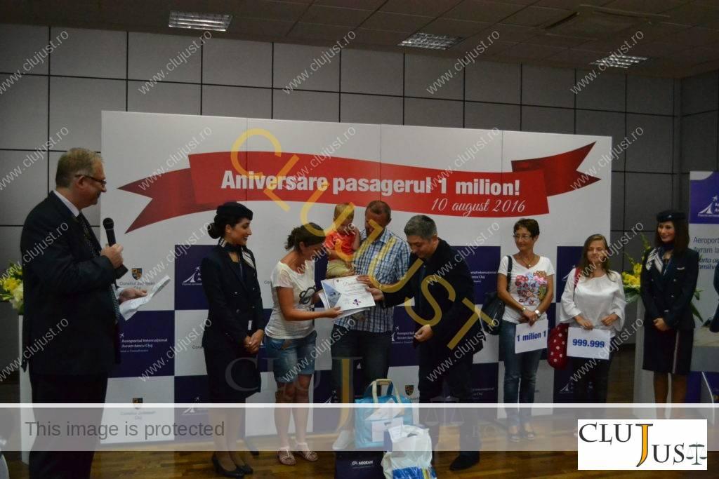 pasager 1 milion 2016 aeroport cluj (9)
