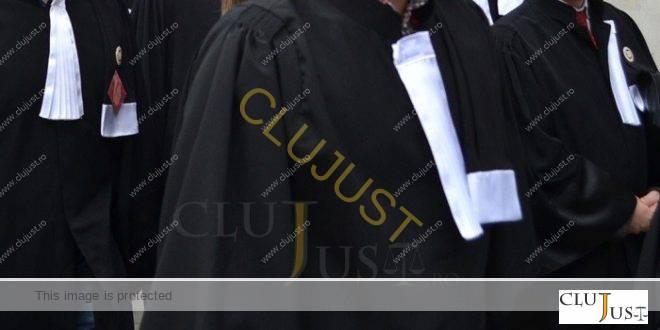 Peste 400 de avocați din Baroul Cluj au cerut indemnizații pe luna aprilie. Între ei și un consilier