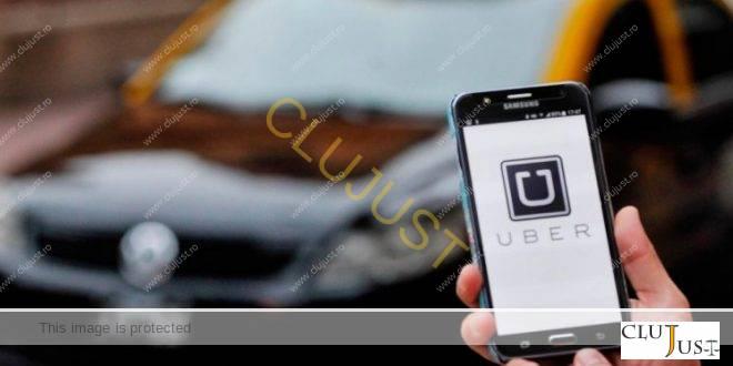 Uber a pierdut definitiv procesul cu taximetriști din Cluj, dar continuă activitatea pe alt model de business