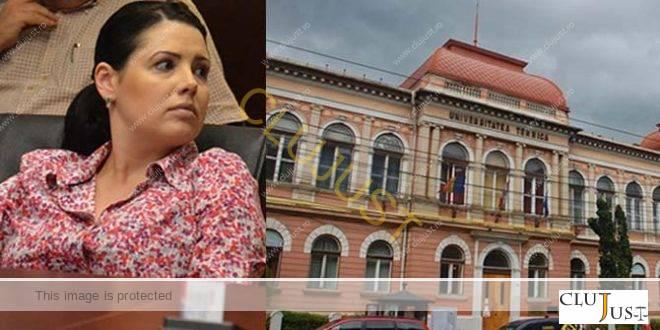 O șefă din CJ Cluj s-a grăbit să execute UTCN. Onorariul executorului, redus de la 6.400 la 300 de lei