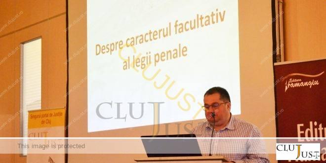 Despre caracterul facultativ al legii penale, cu Radu Chiriță