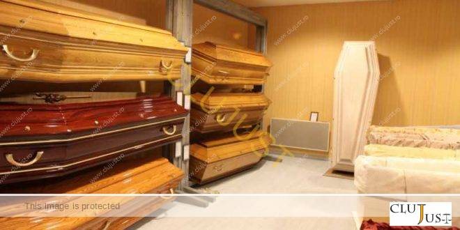 Patronul unei firme de pompe funebre din Cluj, condamnat pentru că a plătit ca să afle informații despre decedați