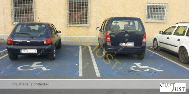 Poliția Locală demarează o amplă acțiune de verificare a parcărilor destinate persoanelor cu dizabilități
