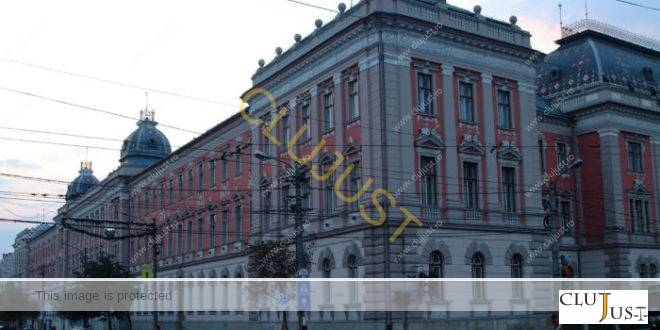 Începe termoscanarea și la Curtea de Apel Cluj. Temperatura maximă: 37,3 grade C