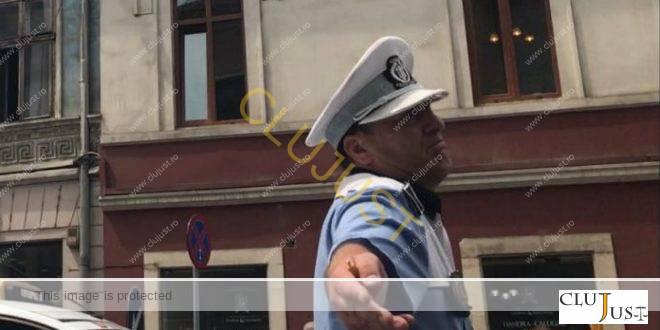 """Polițist local din Cluj-Napoca după decizia ÎCCJ privind competența: """"Facem ce putem"""""""