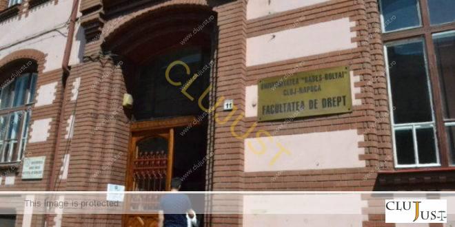 Consiliul Studenților Facultății de Drept UBB Cluj a luat poziție față de propunerea privind admiterea la INM