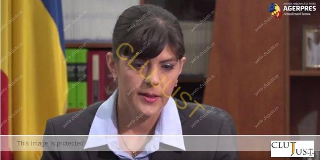 Inspectia judiciara a exercitat actiune disciplinara impotriva sefei DNA, Codruta Kovesi