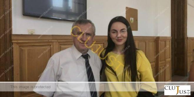 """Fostă sportivă de performanță, stagiară în Baroul Cluj. Maestrul Tiberiu Ban: """"Este absolut disciplinată"""""""