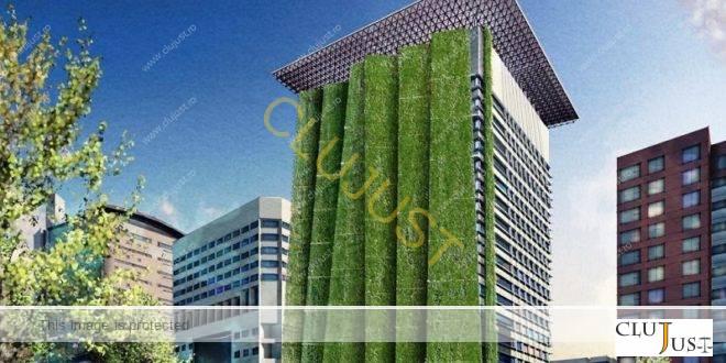 Sentință: Primăria Cluj-Napoca a aplicat discriminatoriu cota de impozitare pentru clădirile verzi