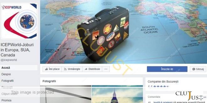 """Trimis în judecată pentru că a creat pagina de Facebook """"Icepworld – o mare țeapă"""", achitat definitiv"""