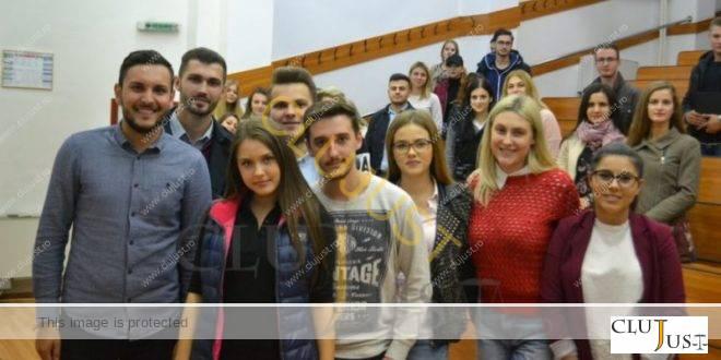 Asociația studenților AJNEP Cluj-Napoca a avut prima prezentare oficială și a început recrutările