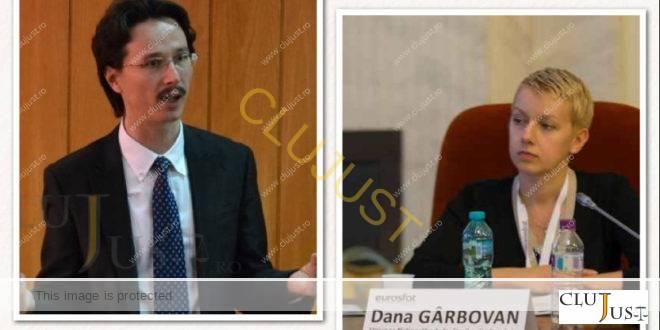 """Scandal uriaș în Justiție. Danileț o """"desființează"""" pe Dana Gîrbovan"""