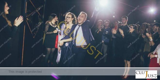 """Cine sunt câștigătorii Balului Bobocilor de la Fac. de Drept """"Dimitrie Cantemir"""".  Verdict: O apariție criminală"""
