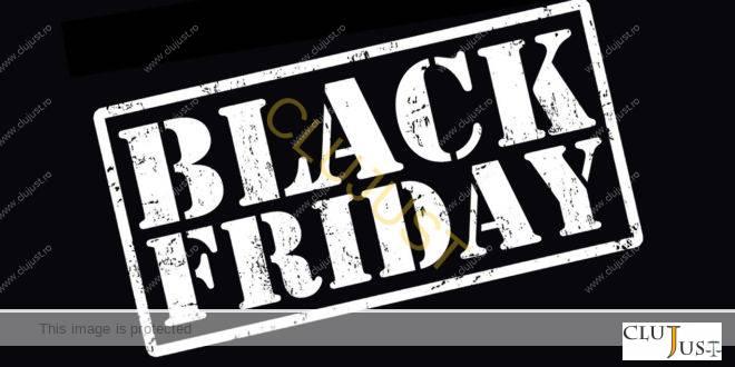 """Reguli """"de aur"""" de la Poliția Cluj pentru cumpărături online sigure de Black Friday!"""