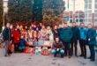 """Spiridușii Moșului de la Facultatea de Drept """"Dimitrie Cantemir"""" Cluj au dus cadouri la o casă de copii"""