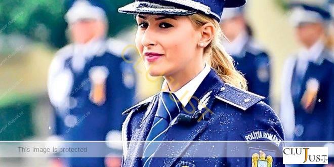 Tânăra cu cea mai mare medie de absolvire din istoria Academiei de Poliție a devenit judecător, tot în frunte