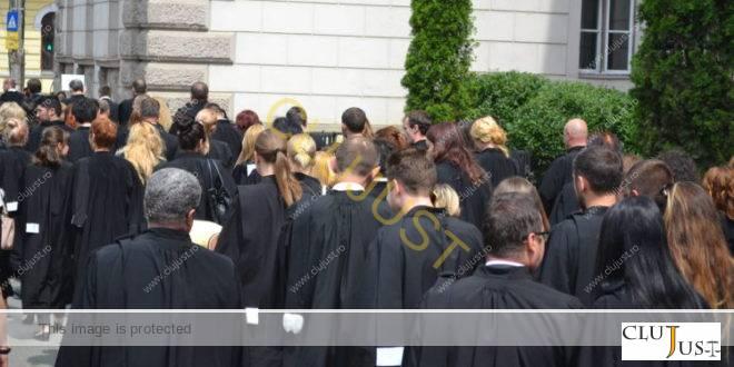 Contribuția avocaților definitivi la bugetul Baroului Cluj a crescut cu 28 de lei, dar sunt care vor să conteste