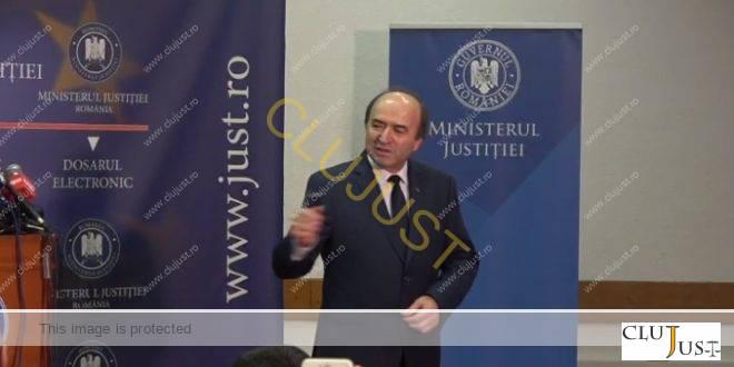 Cerere de introducere a ministrului Justiției într-o cauză penală de la Tribunalul Cluj, în care e parte și SRI